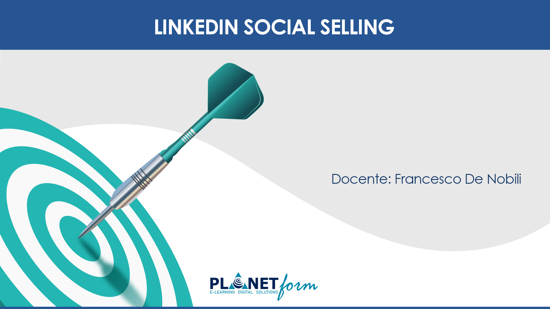 Social Selling - parte 1/2