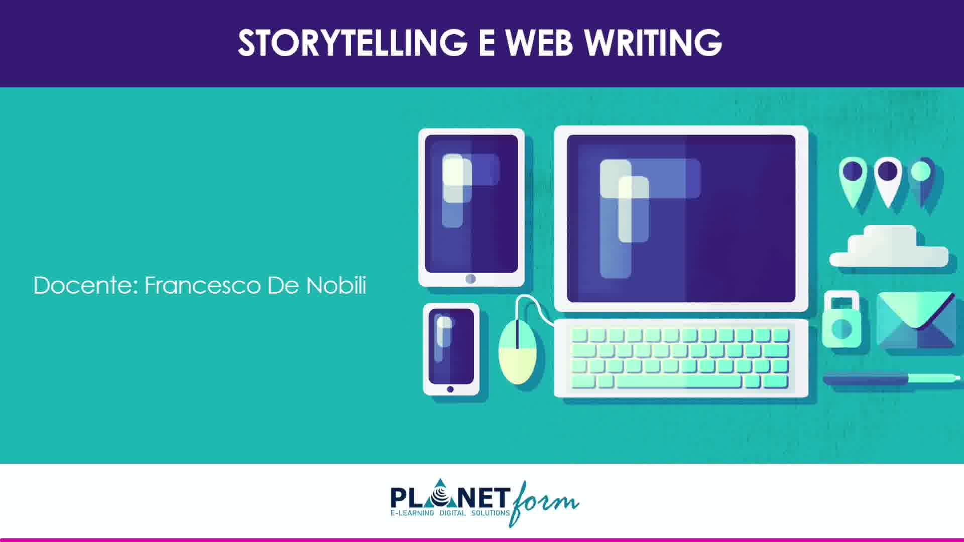 Storytelling & Copywriting Modulo 1