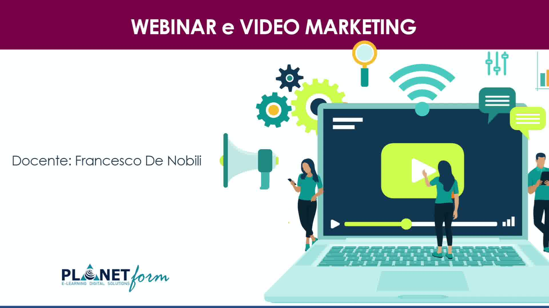 Webinar Video Marketing Modulo 1